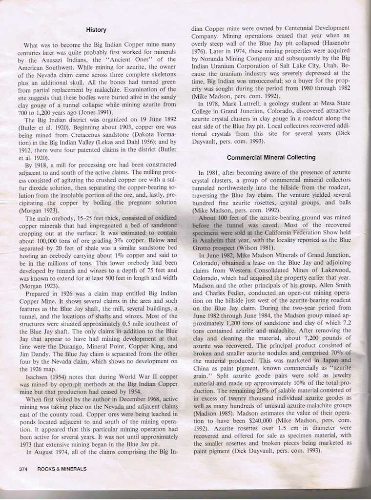 rock and Mineral Article p.3